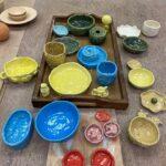 陶芸教室作品できた!