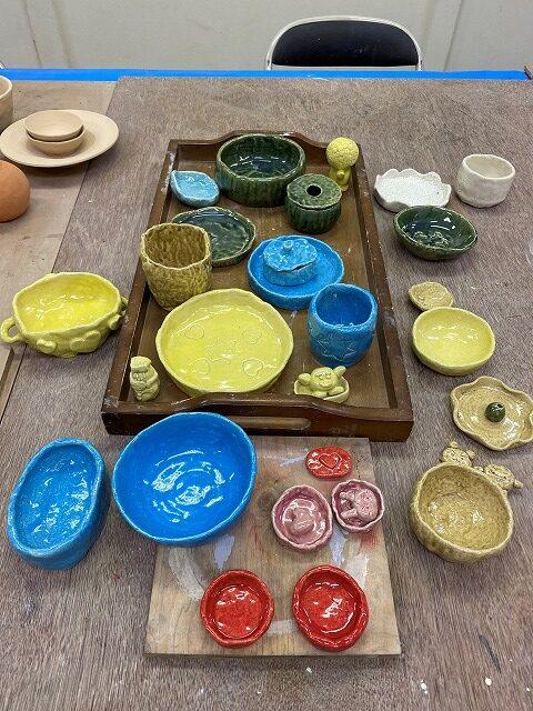 「陶芸教室作品できた!」のアイキャッチ画像